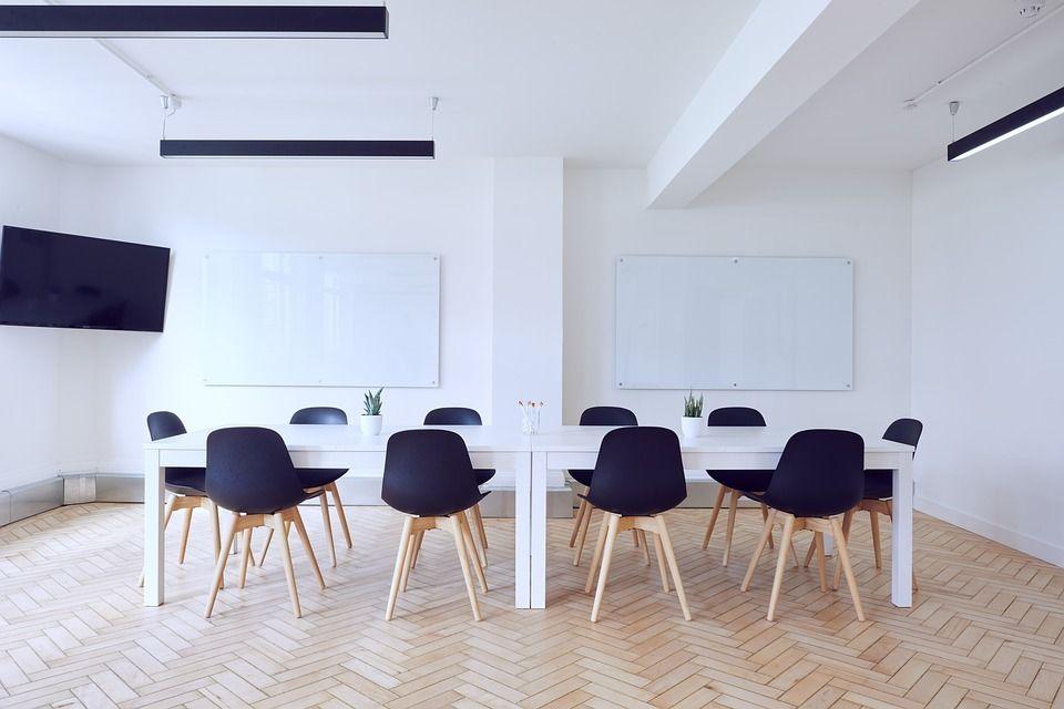 mobiliario comedor oficinas