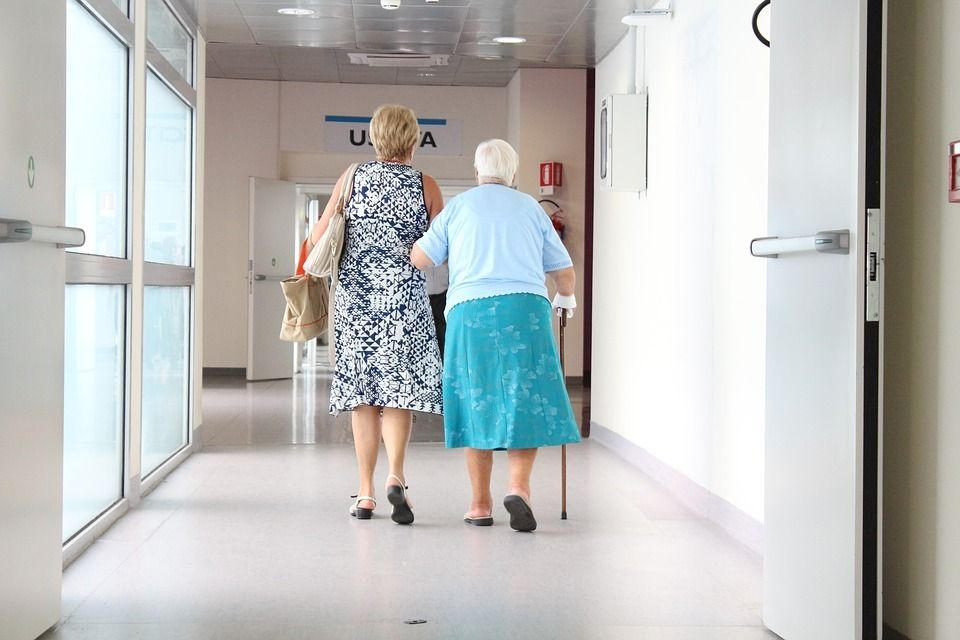 mobiliario para geriatricos