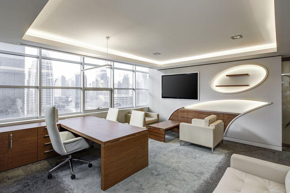 mobiliario de oficina - Trama DG