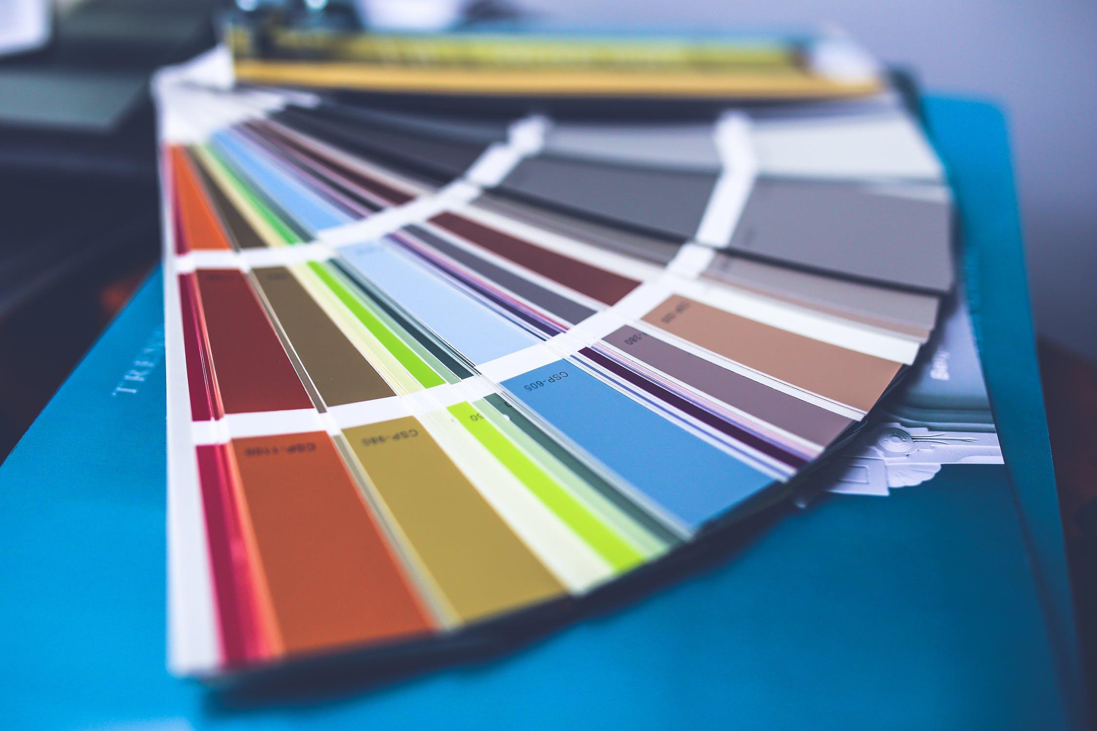 colores oficina
