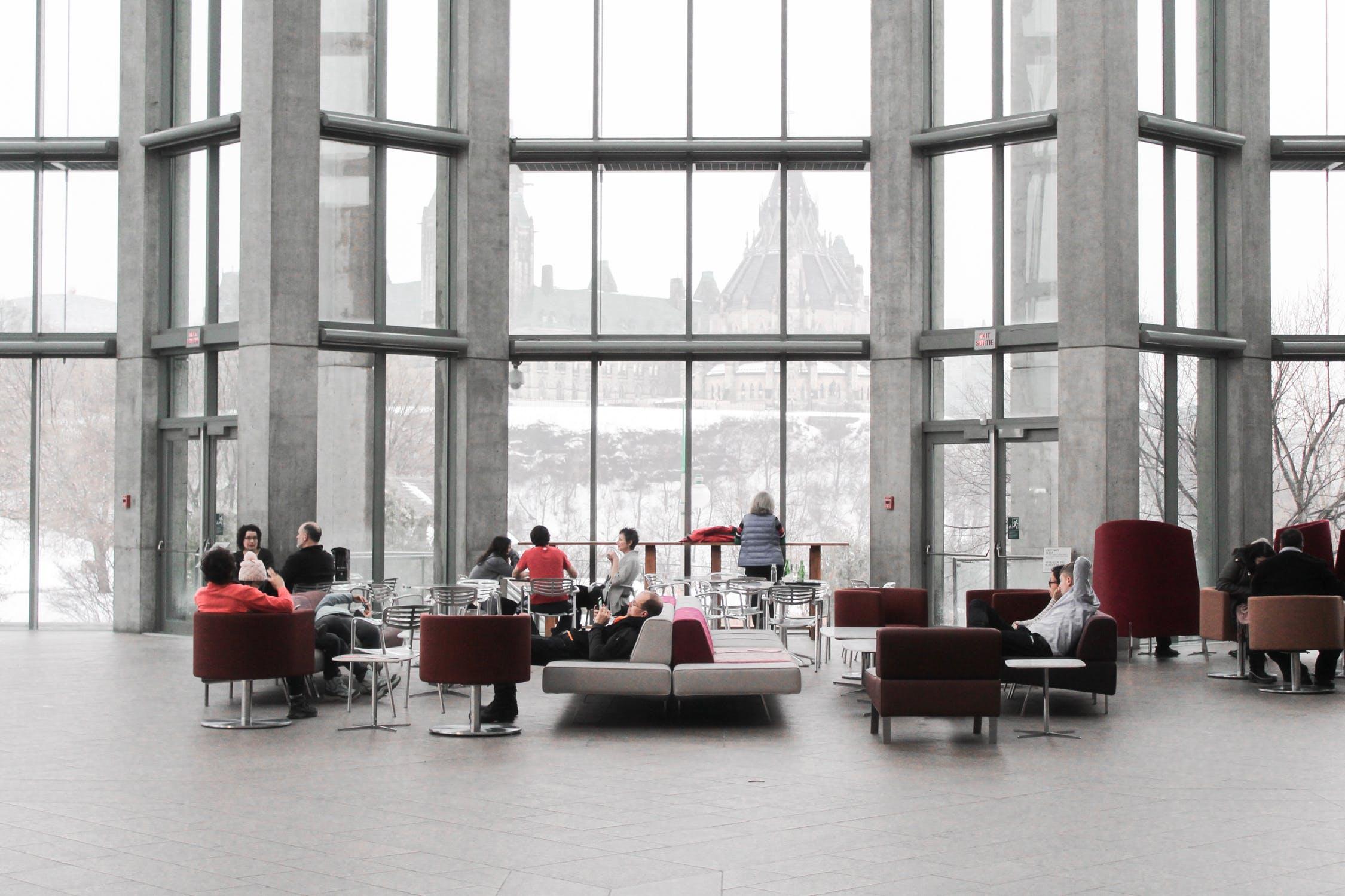 diseño oficinas 2020