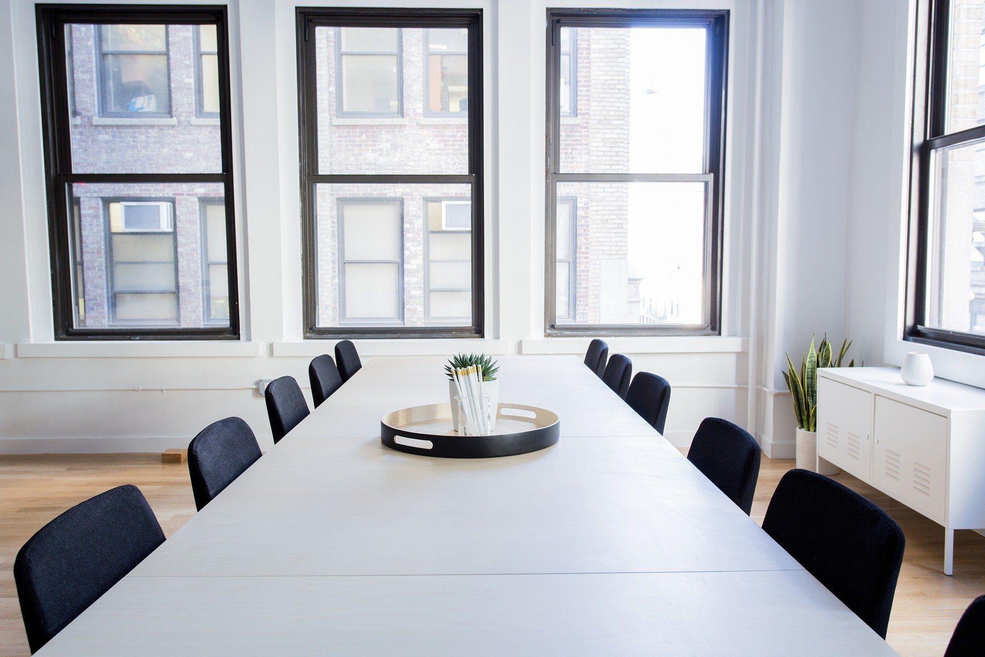 elegir mesa de oficina