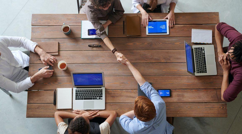 elegir mesa oficina