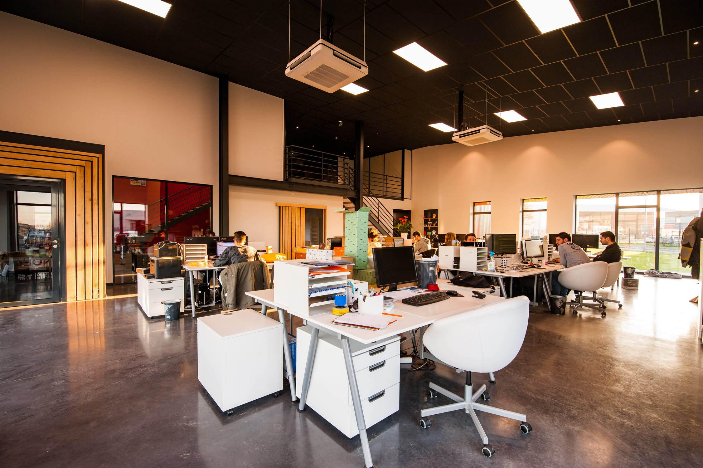 mobiliario open space